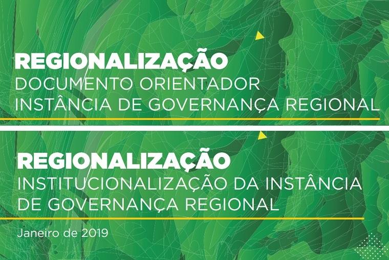 Novas publicações reforçam instâncias de governança regional no Turismo